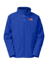 BOYS' LONG DISTANCE SOFT SHELL JACKET