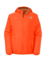 BOYS' REVERSIBLE GRANITE WIND JACKET