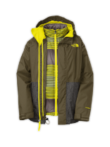 BOYS' DUBS TRICLIMATE® JACKET