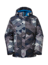 BOYS' INSULATED GRAYSON JACKET