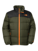 BOYS' NUPTSE II JACKET