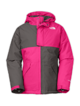 GIRLS' INSULATED VARUNI JACKET