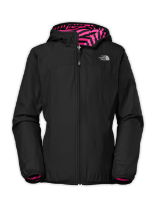 GIRLS' REVERSIBLE COMET WIND JACKET