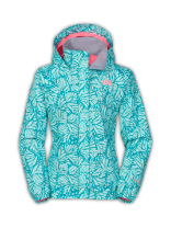 GIRLS' CAMFLY RESOLVE JACKET