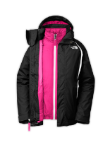 GIRLS' KIRA 2.0 TRICLIMATE® JACKET