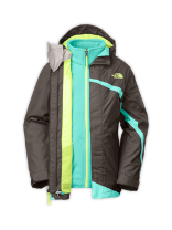 GIRLS' MOUNTAIN VIEW TRICLIMATE® JACKET