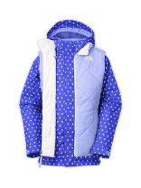 GIRLS' VESTAMATIC TRICLIMATE® JACKET