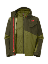 MANTEAU CONWAY TRICLIMATE® POUR HOMMES