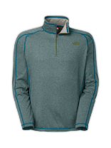 MEN'S 1/4 ZIP PARAMOUNT GRID