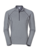 MEN'S EXPEDITION LONG-SLEEVE ZIP NECK