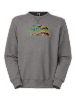 MEN'S  HALF DOME FLEECE CREW