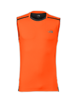 MEN'S KILOWATT SLEEVELESS CREW