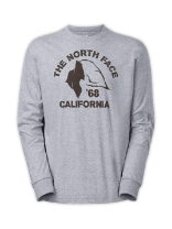 MEN'S LONG-SLEEVE AERIAL PEAK TEE