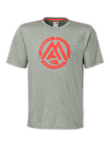 MEN'S MA GRAPHIC REAXION AMP CREW