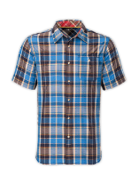MEN'S  SHORT-SLEEVE ALCOSTA SHIRT