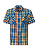 MEN'S  SHORT-SLEEVE ESKEN SHIRT