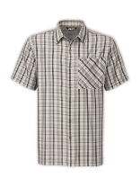 MEN'S  SHORT-SLEEVE PARAMOUNT PLAID SHIRT