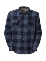 MEN'S STONE CAT LINED FLANNEL