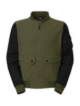 MEN'S AMOS BOMBER JACKET