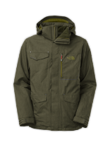 MEN'S GATEKEEPER THERMOBALL HERRINGBONE JACKET