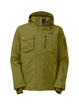 MEN'S HARDPACK JACKET