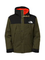 MEN'S INSULATED MOUNTAIN PARKA