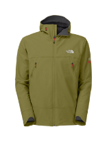 MEN'S JET HOODED SOFT SHELL JACKET