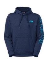 MEN'S LINEAR SLEEVE SURGENT PULLOVER HOODIE