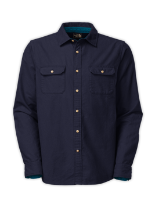 MEN'S LONG-SLEEVE KERSHAW MOLESKIN SHIRT