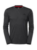 MEN'S LONG-SLEEVE QUANTUM CREW