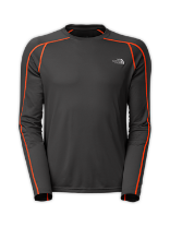 MEN'S LONG-SLEEVE VOLTAGE CREW
