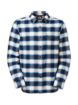 MEN'S LONG-SLEEVE WAXHAW PLAID SHIRT