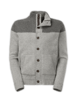 MEN'S MAYSON FULL ZIP SWEATER