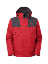 MEN'S MOUNTAIN LIGHT INSULATED JACKET