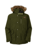 MEN'S NORWADE INSULATED PARKA