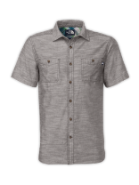 MEN'S SHORT-SLEEVE HOLLOW RIDGE SHIRT