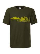 MEN'S SHORT-SLEEVE MOUNTAIN RANGE TEE