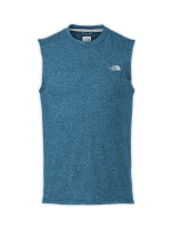 MEN'S SLEEVELESS REAXION AMP
