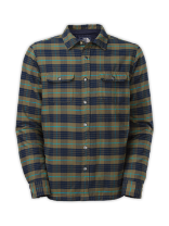 MEN'S WESLEY PLAID SHIRT JACKET