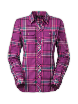 WOMEN'S BAYLYN PLAID SHIRT