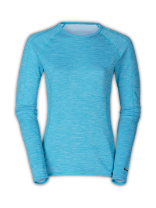 WOMEN'S EXPEDITION LONG-SLEEVE CREW