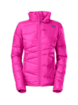 WOMEN'S HYLINE HYBRID DOWN JACKET