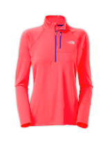 WOMEN'S IMPULSE ACTIVE 1/4 ZIP