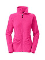WOMEN'S MEZZALUNA FULL ZIP