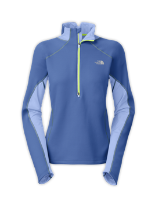 WOMEN'S MOMENTUM THERMAL 1/2 ZIP