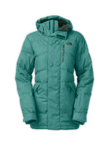 WOMEN'S SANSA DOWN DELUX JACKET