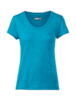 WOMEN'S SHORT-SLEEVE SKYCREST TEE