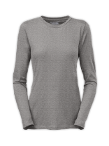 WOMEN'S SUEDED CREW