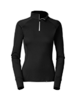 WOMEN'S WARM ZIP NECK