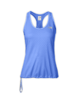 WOMEN'S EAT MY DUST MESH TANK